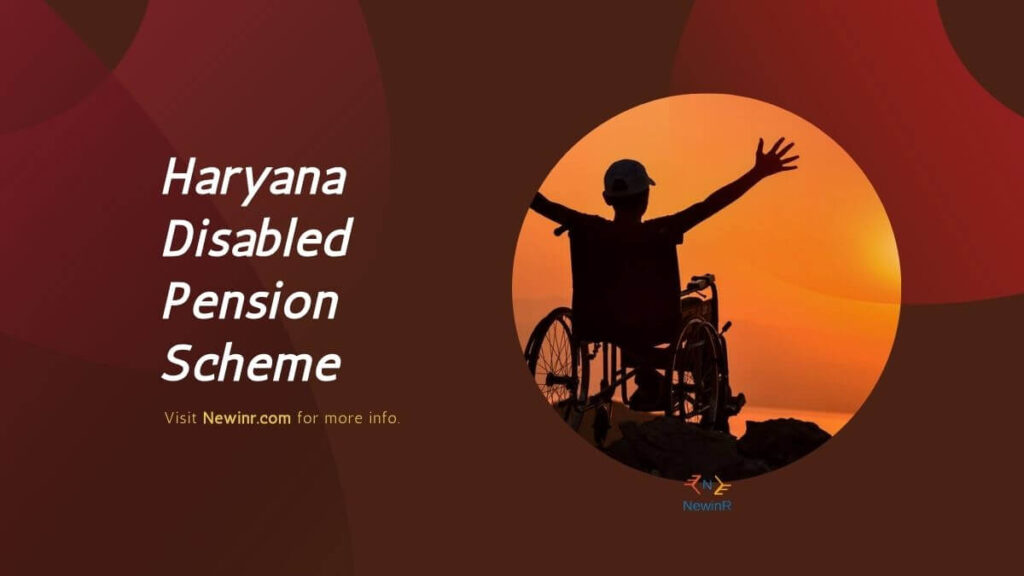 Haryana Disabled Pension Scheme