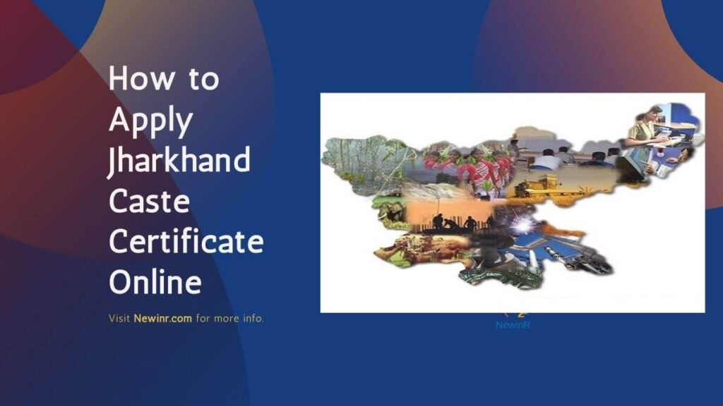 How to Apply Jharkhand Caste Certificate Online
