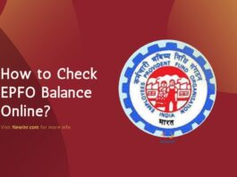 How to Check EPFO Balance Online