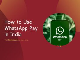 How to Use WhatsApp Pay in India
