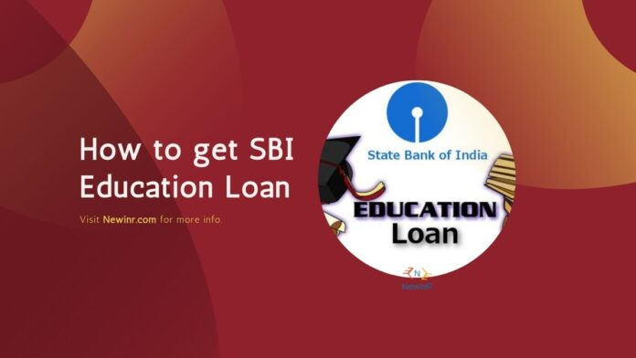 How to get SBI Education Loan