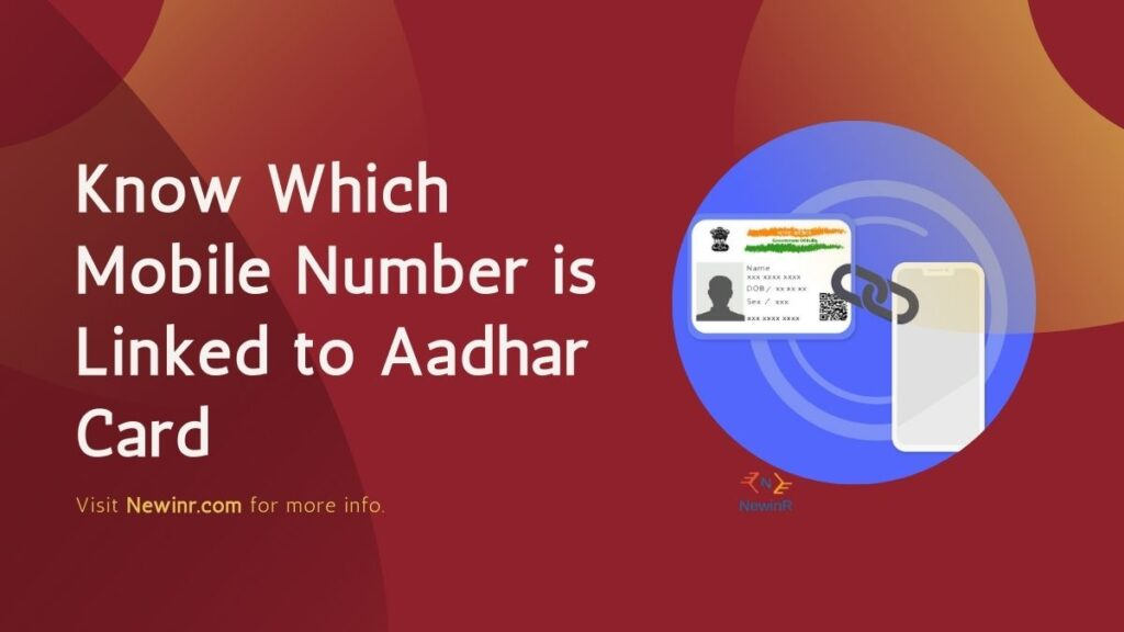 Aadhar card lost and mobile number not registered, yet will get another