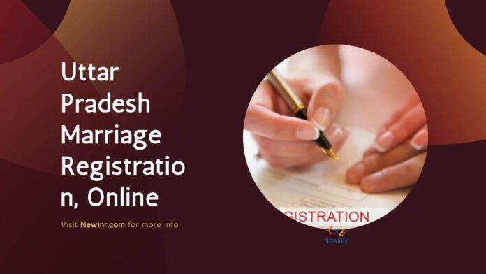 Uttar Pradesh Marriage Registration, Online