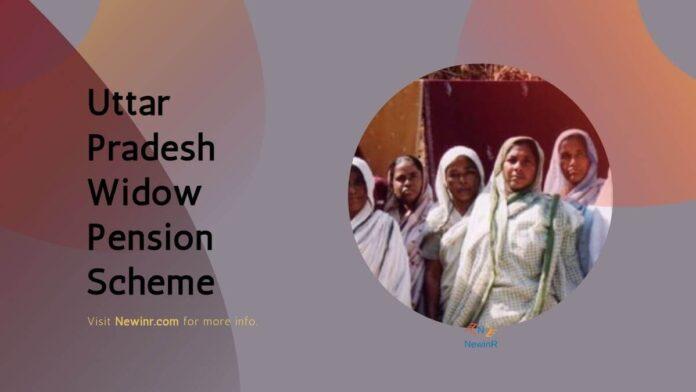 Uttar Pradesh Widow Pension Scheme