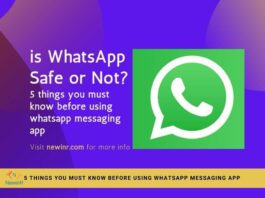 is WhatsApp Safe