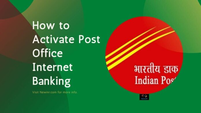How to Activate Post Office Internet Banking
