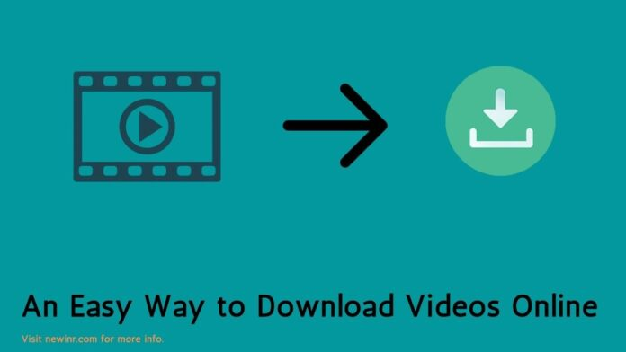 An Easy Way to Download Videos Online