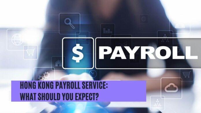 Hong Kong Payroll Service