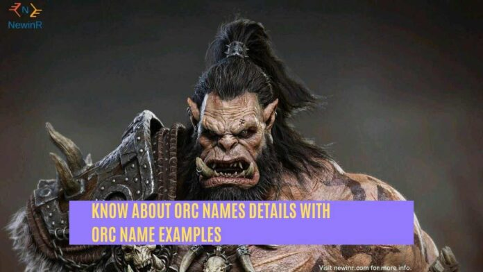 ORC Name
